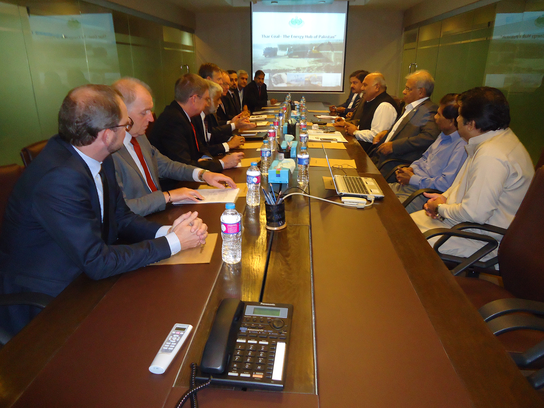 Meeting with Danish Delegation at TCEB Office on 6th September, 2016
